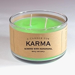 A Candle for Karma - 481g / 17oz