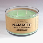 A Candle for Namaste - 481g / 17oz