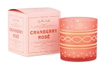 Cranberry Rose - Paddywax - Glee Holiday - Soy Candle - 8oz