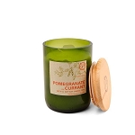 Pomegranate and Currant - Paddywax Eco Green - Soy Candle - 8 oz