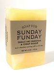 Soap for Sunday Funday - 170g / 6oz - Sale/Final Cut