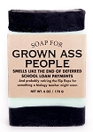 Soap for Grown Ass People - 170g / 6oz - Sale/Final Cut