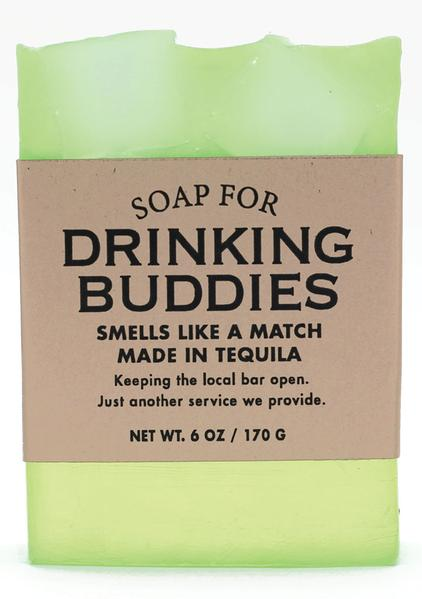Soap for Drinking Buddies - 170g / 6oz