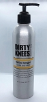 White Ginger - Hand & Body Cream - Dirty Knees Soap - 8oz - Sale/Final Cut