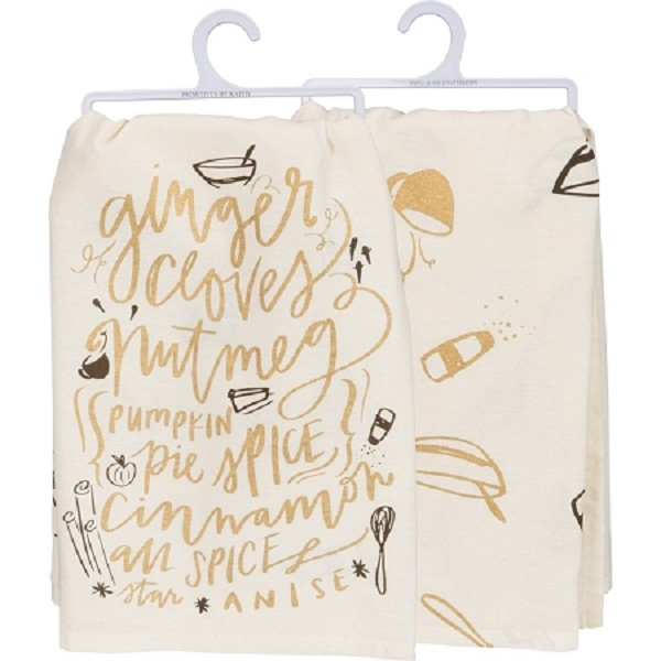 Kitchen Spices - Dish Towel