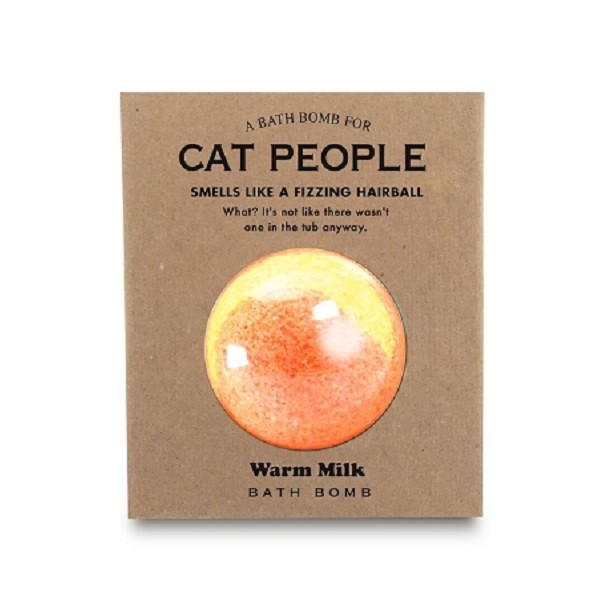A Bath Bomb for Cat People - 170g / 6oz