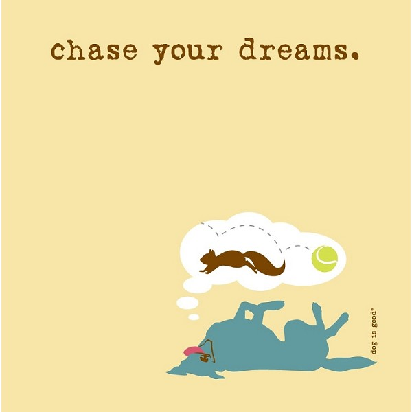 Chase Your Dreams - Post-it / Sticky Notes