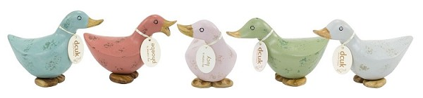 DCUK - Mini Vintage Finish Duckling