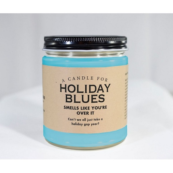 Candle for Holiday Blues - 7oz