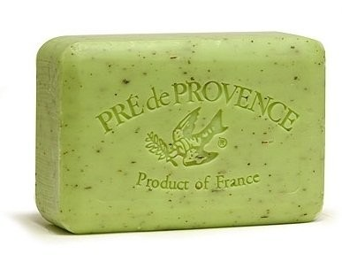 Pre de Provence French Soap - Pure Vegetable Oil - Lime Zest -250g / 8.8oz