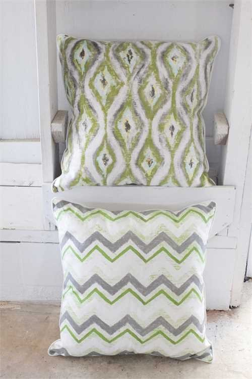 iKat Pattern Pillow, 24 inch Square - Sale/Closeout
