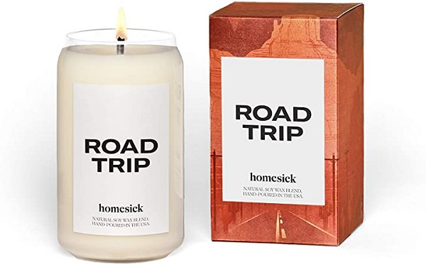 Road Trip - Homesick Soy Candle - 13.75oz