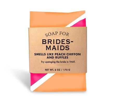 Soap for Bridesmaids - 170g / 6oz