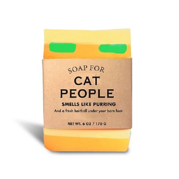 Soap for Cat People - 170g / 6oz