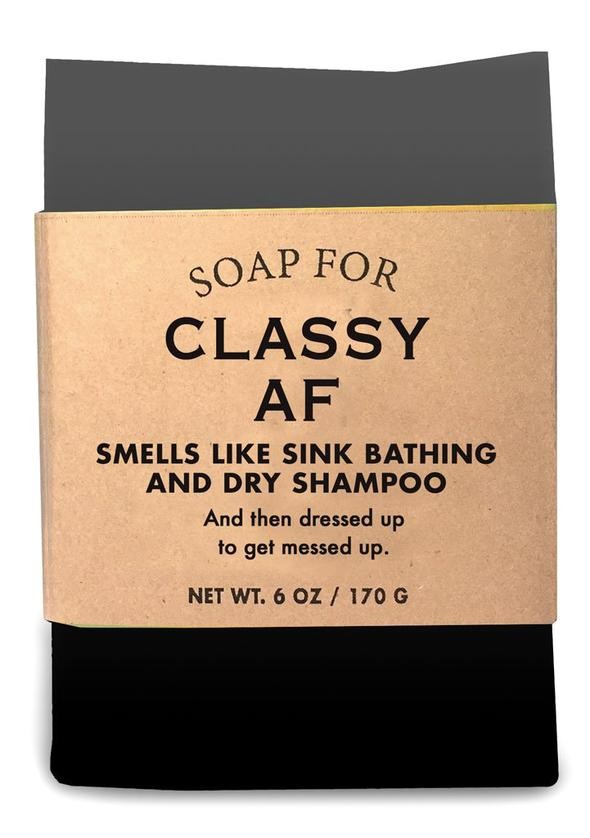 Soap for The Classy AF