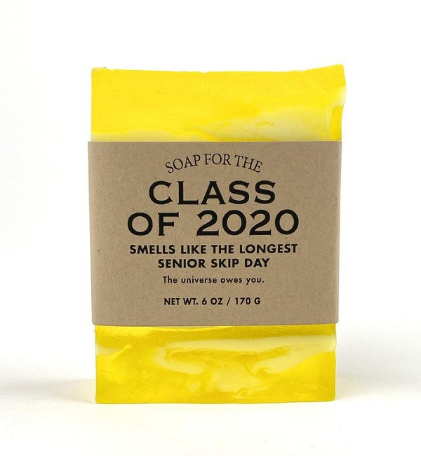 Soap for The Class of 2020