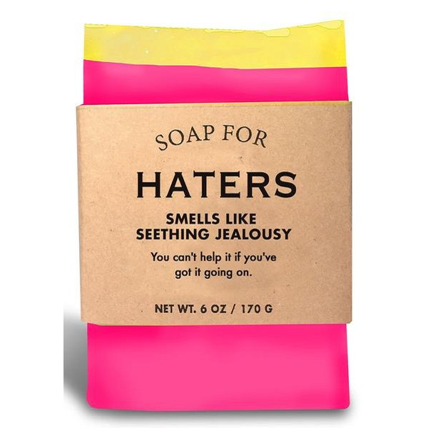 Soap for Haters - 170g / 6oz