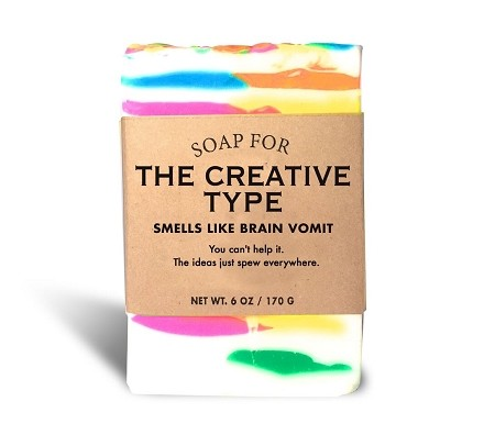 Soap for The Creative Type