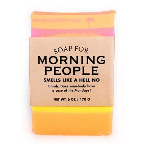 Soap for Morning People - 170g / 6oz