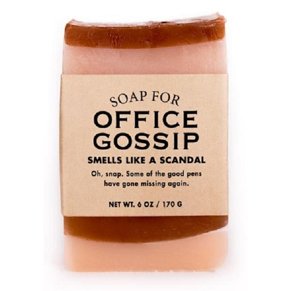 Soap for Office Gossip - 170g / 6oz