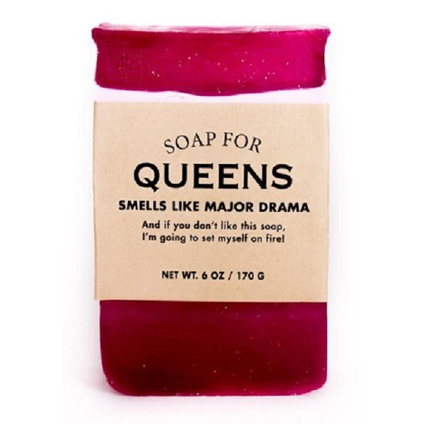 Soap for Queens - 170g / 6oz