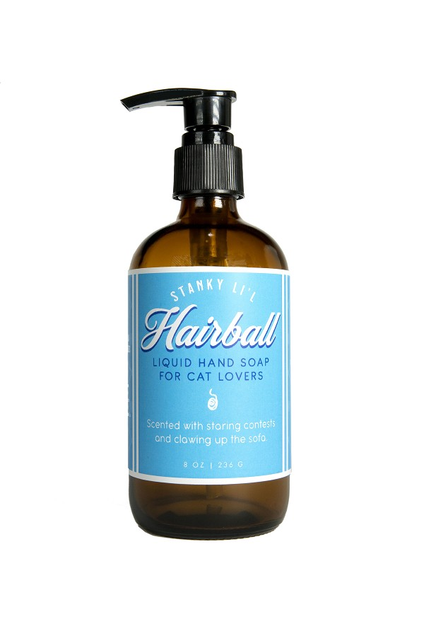 Hairball - Liquid Hand Soap - 8oz